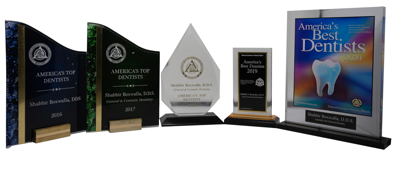 America's Best Dentist award